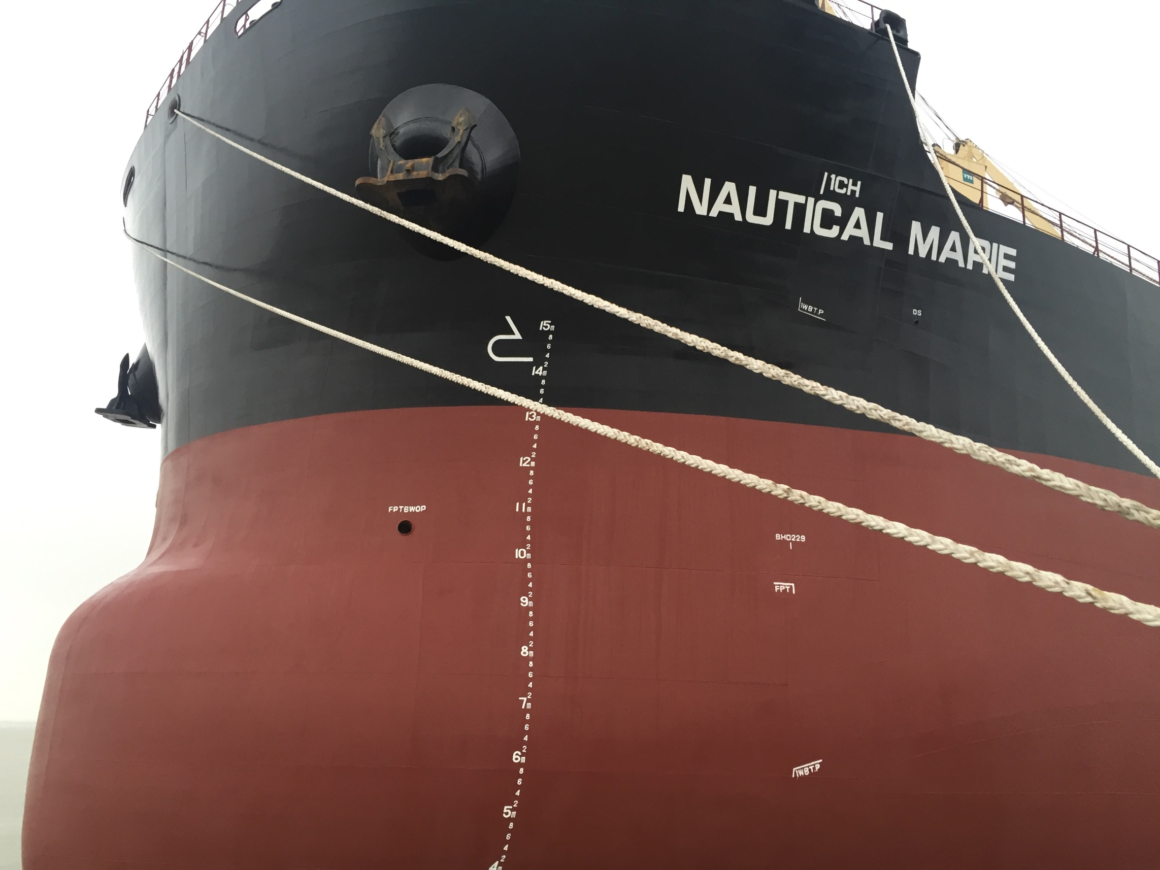 "MV ""Nautical MARIE"""
